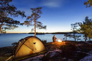 camping-finland